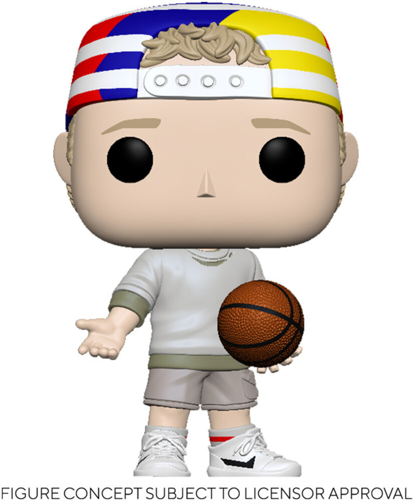 - FUNKO POP! MOVIES: White Men Can't Jump - Billy Hoyle