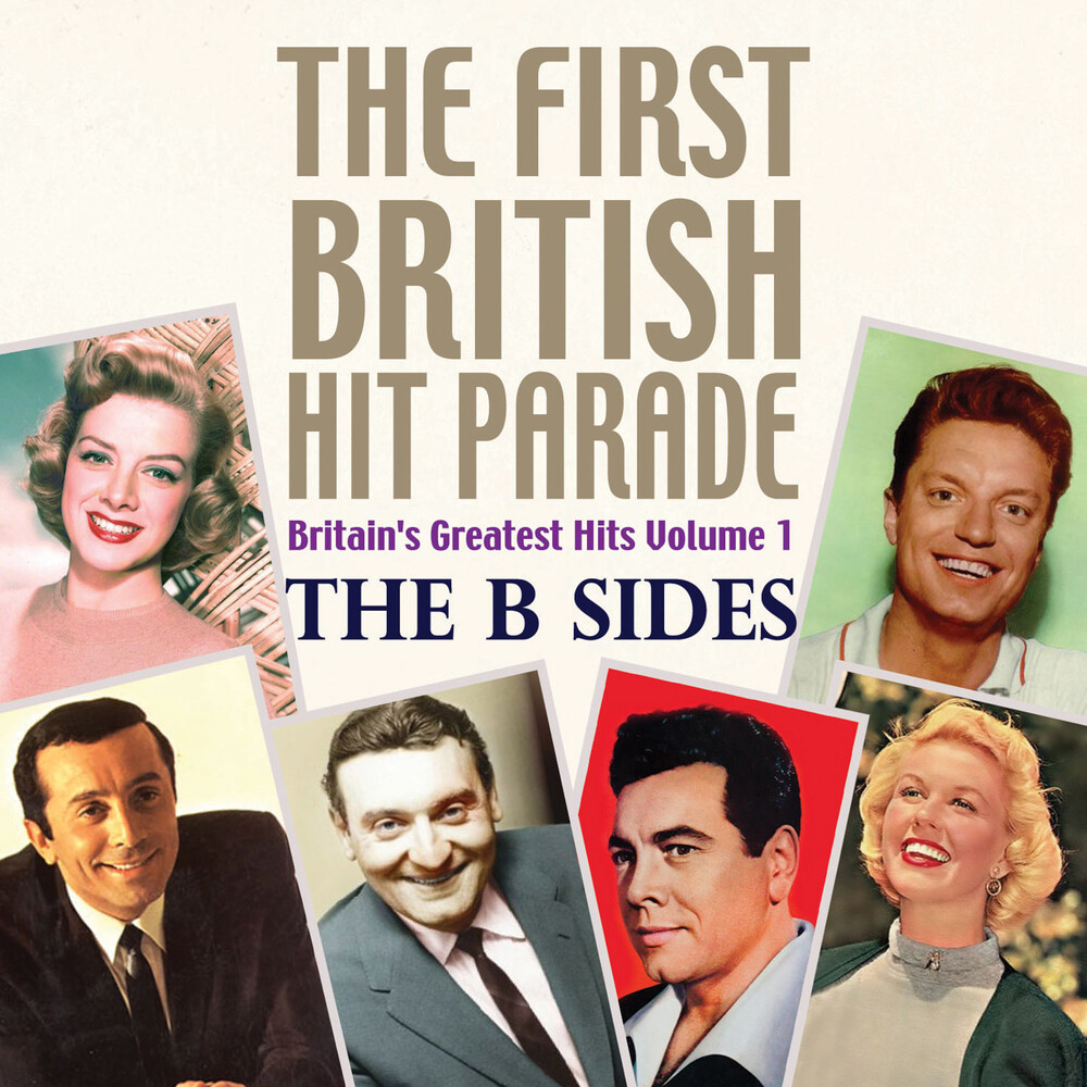 First British Hit Parade: The B Sides / Various - First British Hit Parade: The B Sides / Various