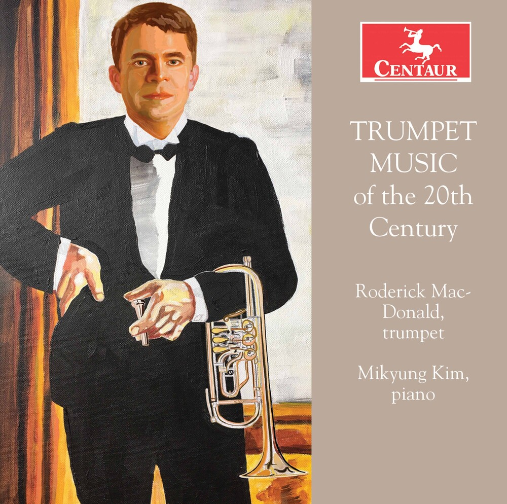Trumpet Music Of The 20th / Various - Trumpet Music of the 20th