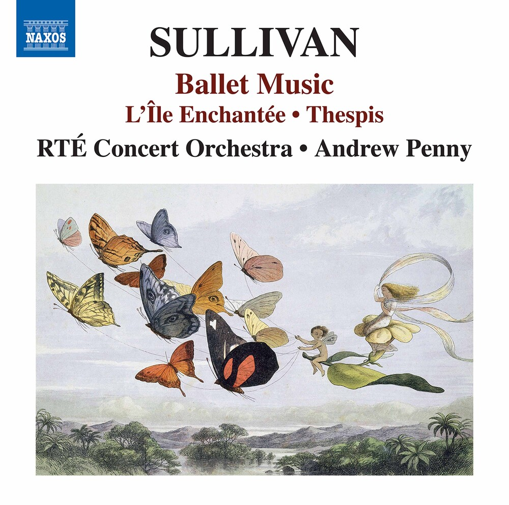 RTE Concert Orchestra - Ballet Music