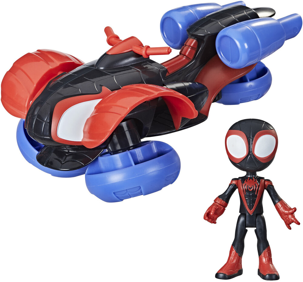 Saf 2 in 1 Trike Ski - Hasbro Collectibles - Spidey And His Amazing Friends 2 In 1 Trike Ski