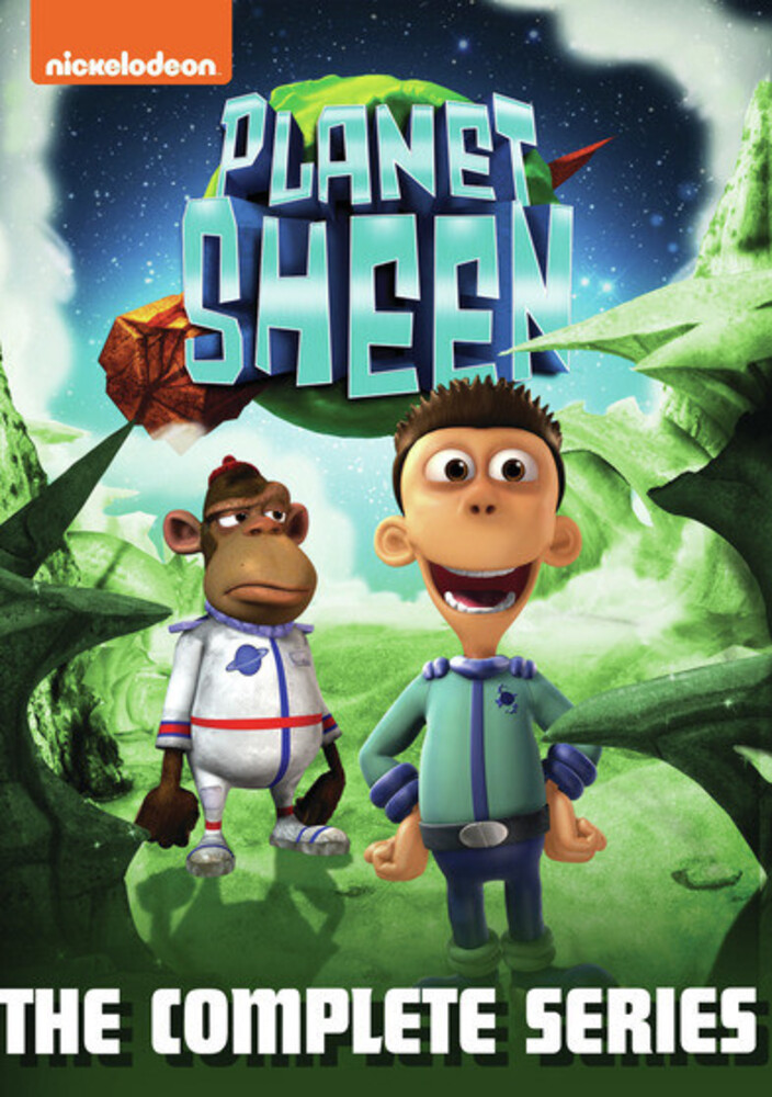 Planet Sheen: Complete Series - Planet Sheen: The Complete Series