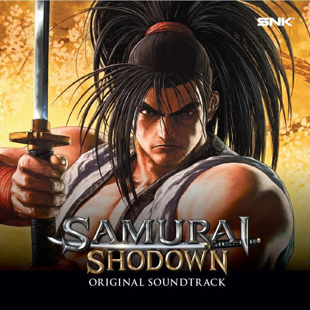 Snk Sound Team (Red) - Samurai Shodown (Original Soundtrack) (Red Vinyl)