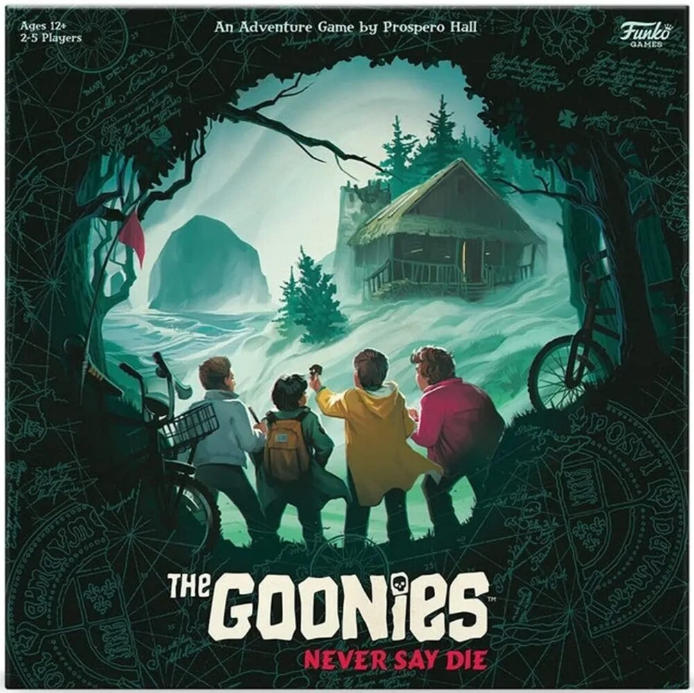 - FUNKO SIGNATURE GAMES: The Goonies Strategy Game