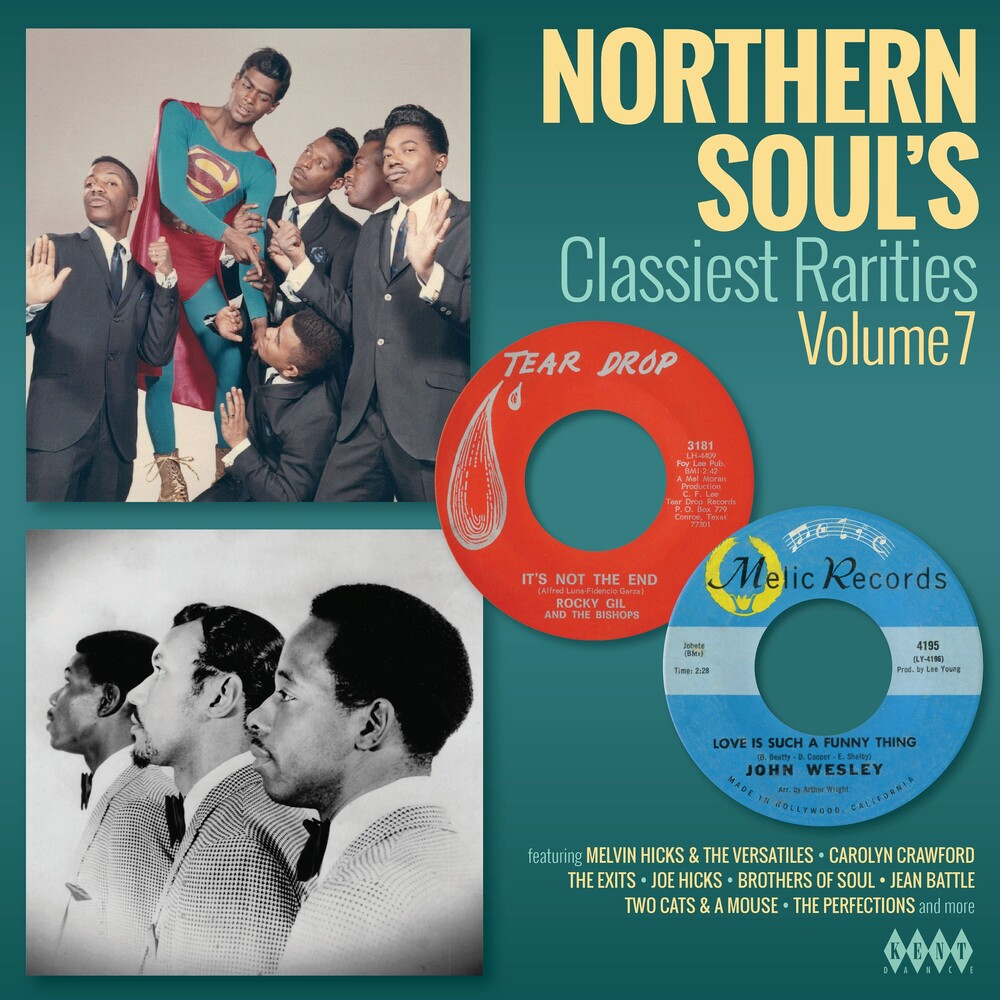 Northern Soul's Classiest Rarities / Various - Northern Soul's Classiest Rarities / Various