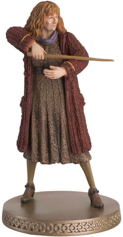 Wizarding World of Harry Potter - Eaglemoss - Wizarding World of Harry Potter - Molly Weasley