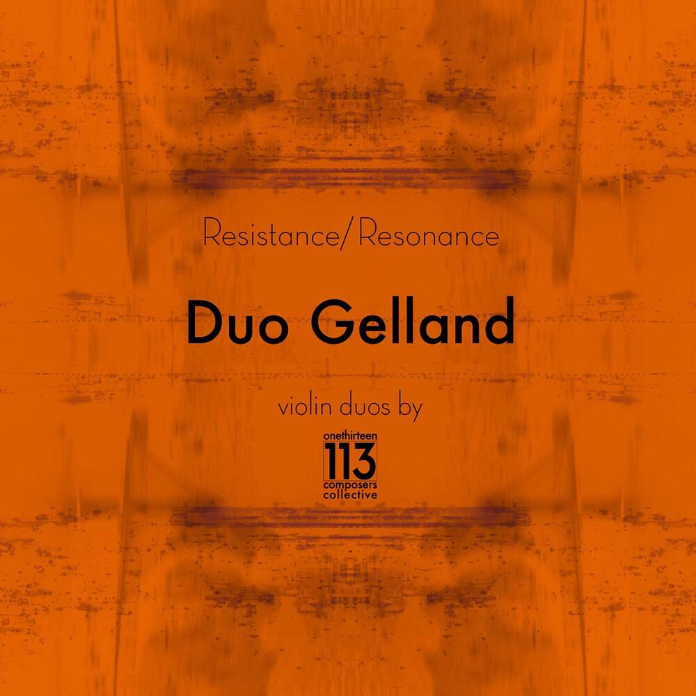 Duo Gelland - Resistance Resonance