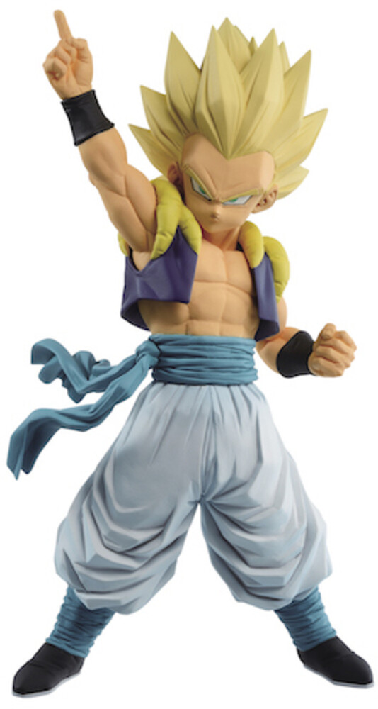 Banpresto - BanPresto - Dragon Ball Legends Collab Gotenks Figure