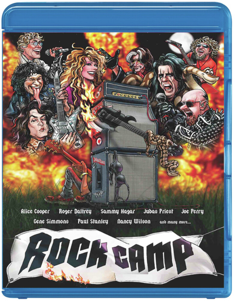 Rock Camp [Movie] - Rock Camp