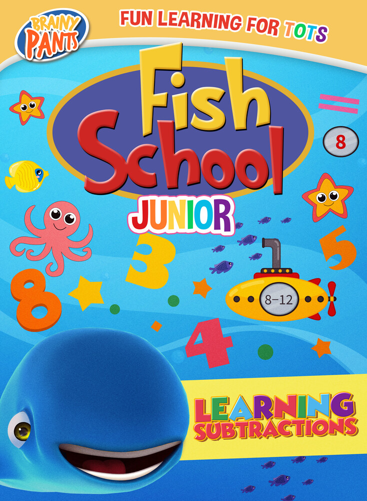 Fish School Junior: Learning Subtraction - Fish School Junior: Learning Subtraction