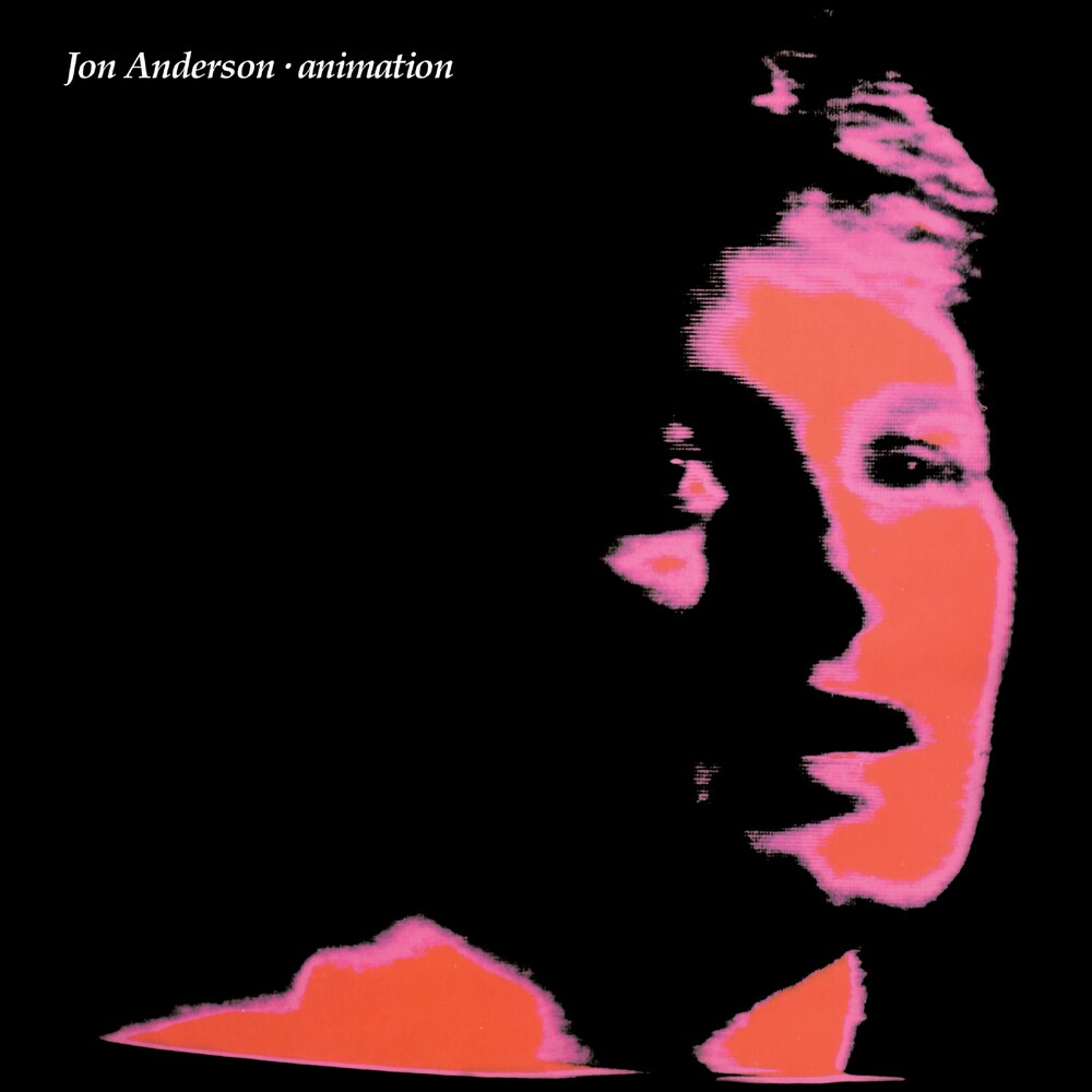 Jon Anderson - Animation (Exp) [Remastered] (Uk)