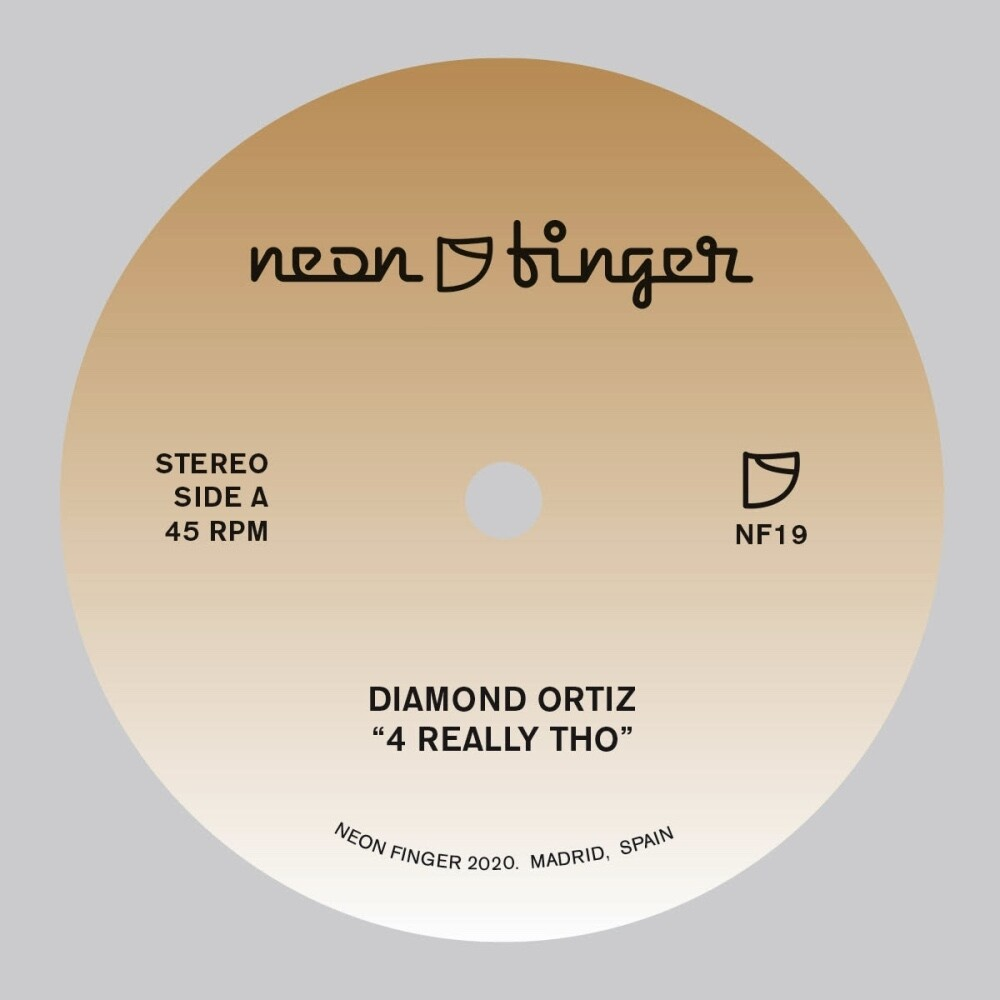 Diamond Ortiz - 4 Really Tho