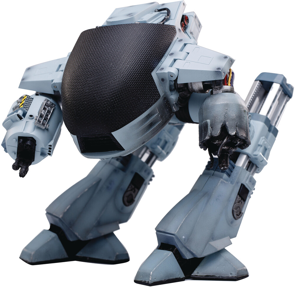 - Robocop Battle Damaged Ed-209 1/18 Scale (Clcb)