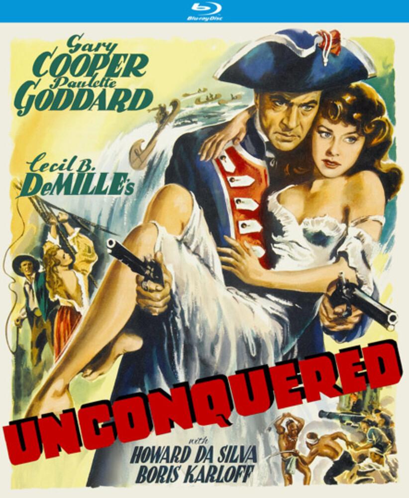 - Unconquered