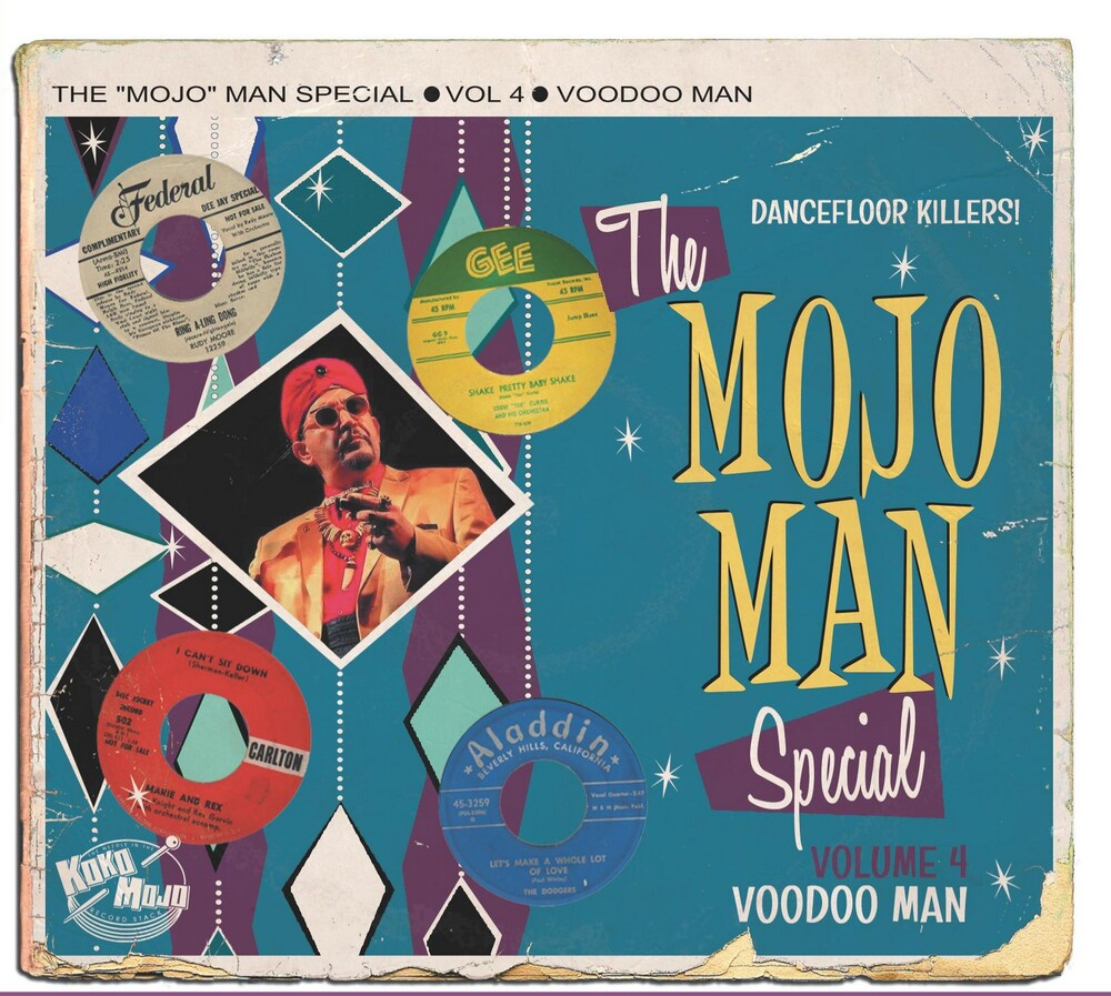 - Mojo Man Special (Dancefloor Killers) 4 (Various Artists)