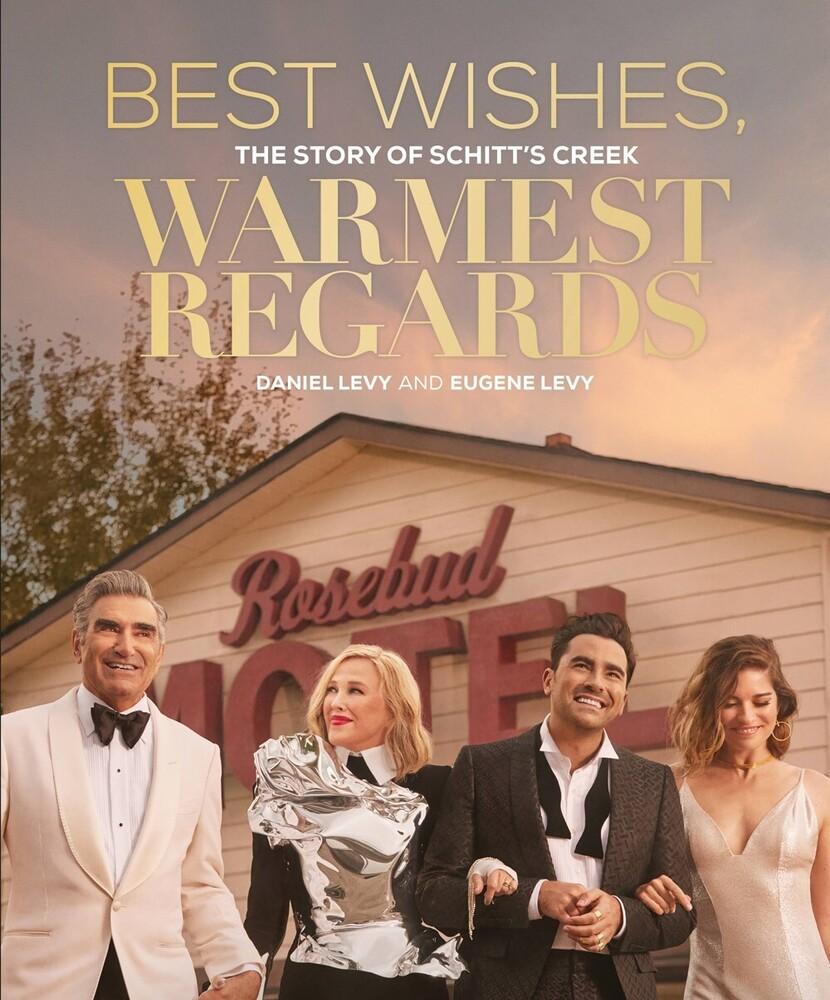 Daniel Levy  / Levy,Eugene - Best Wishes Warmest Regards (Hcvr)