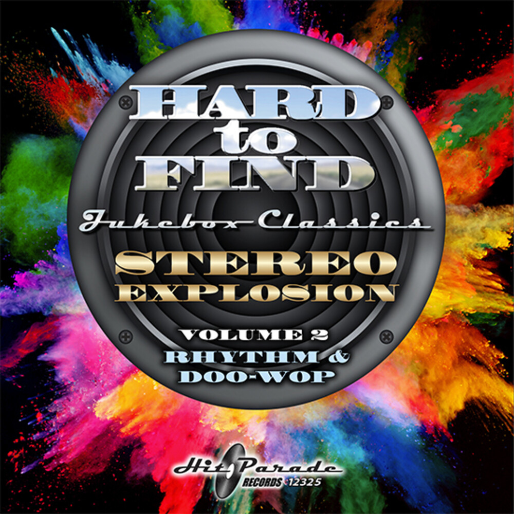 Hard To Find Jukebox: Stereo Explosion 2 / Var - Hard To Find Jukebox: Stereo Explosion 2 / Var