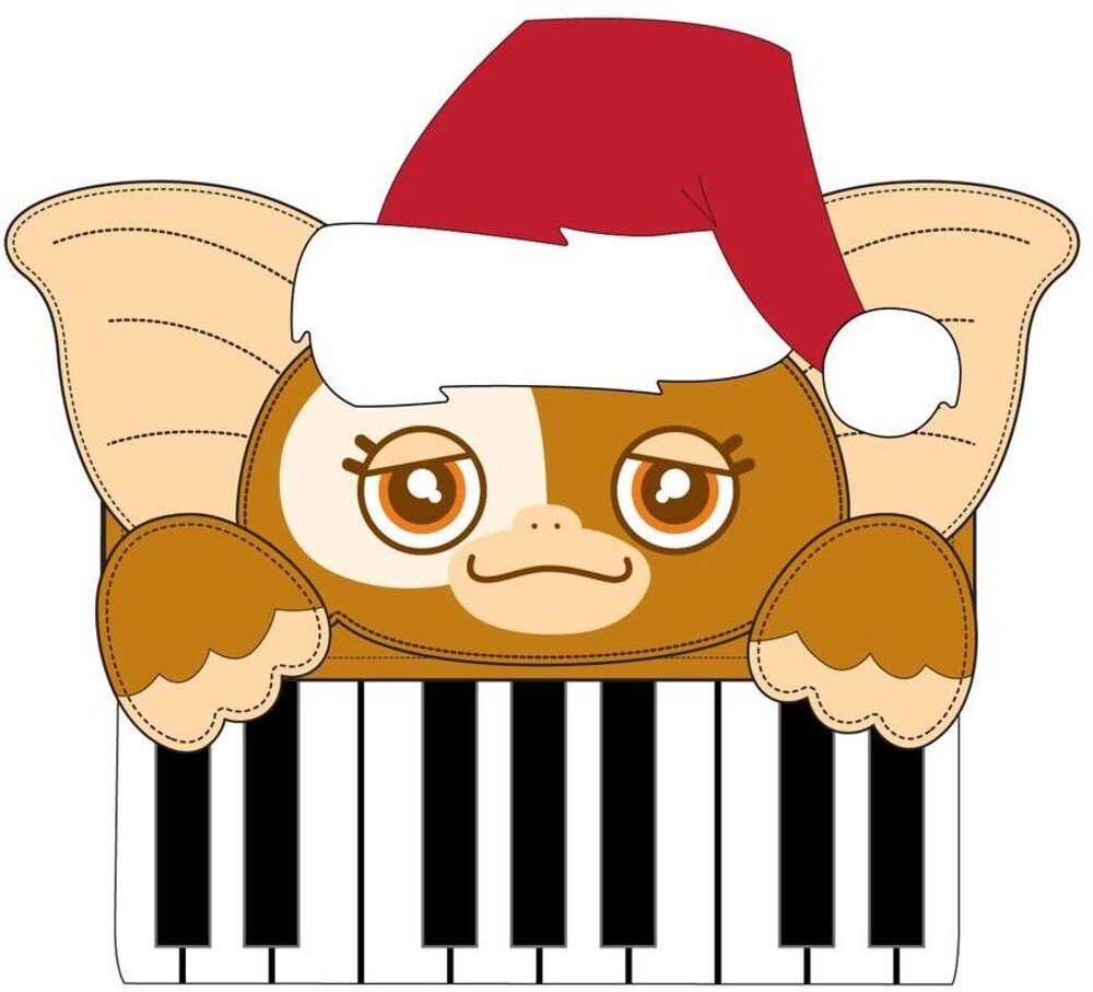 Loungefly Gremlins: - Gizmo Holiday Keyboard Cosplay Zip Around Wallet