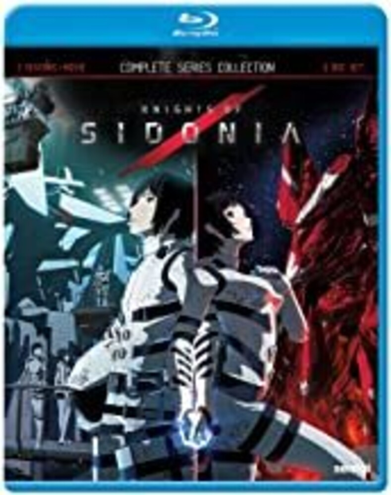 - Knights Of Sidonia (5pc) / (Anam Sub)