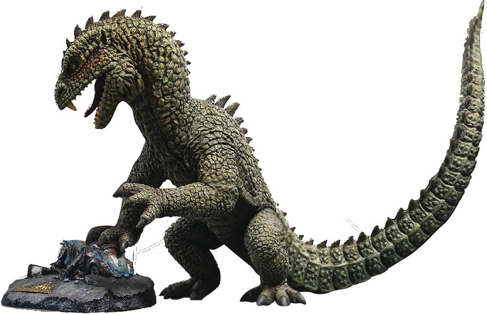 - Ray Harryhausens Rhedosaurus Color Soft Vinyl Stat