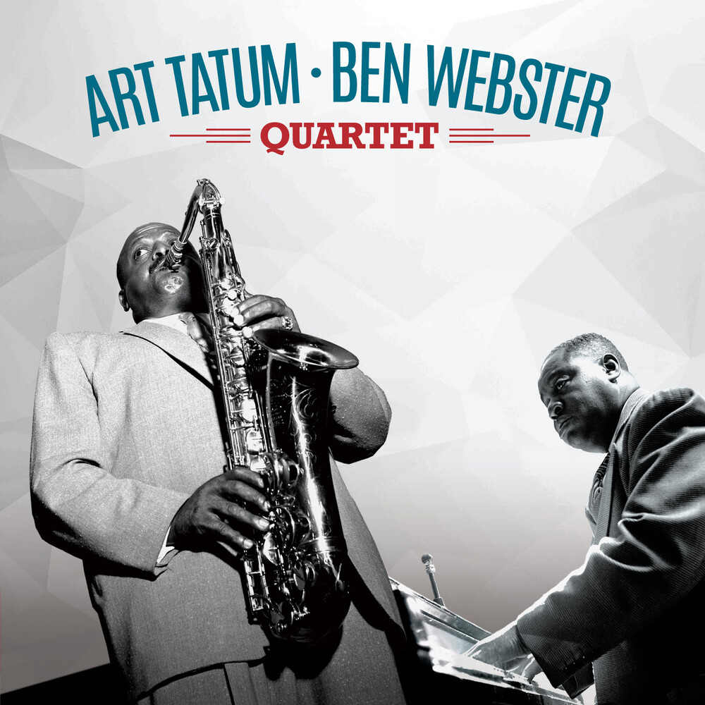 Art Tatum  / Webster,Ben - Art Tatum & Ben Webster Quartet (Bonus Tracks)