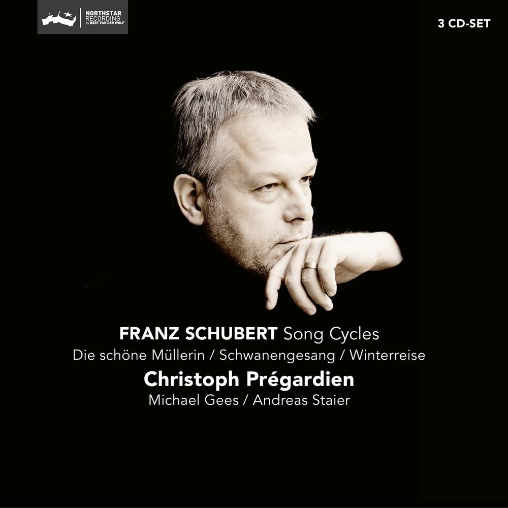 Schubert / Pregardien / Gees - Song Cycles (3pk)
