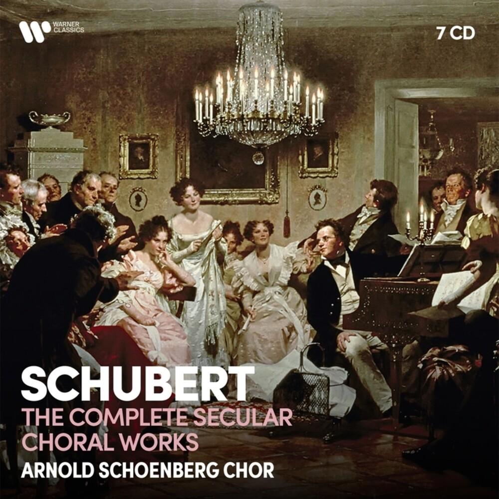 - Schubert: Complete Secular Choral Works (7CD)