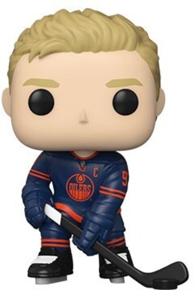 Funko Pop! NHL: - Oilers- Connor Mcdavid (Third Uniform) (Vfig)