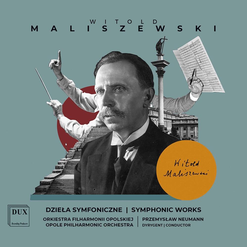 Maliszewski / Opole Philharmonic Orch / Neumann - Symphonic Works (3pk)