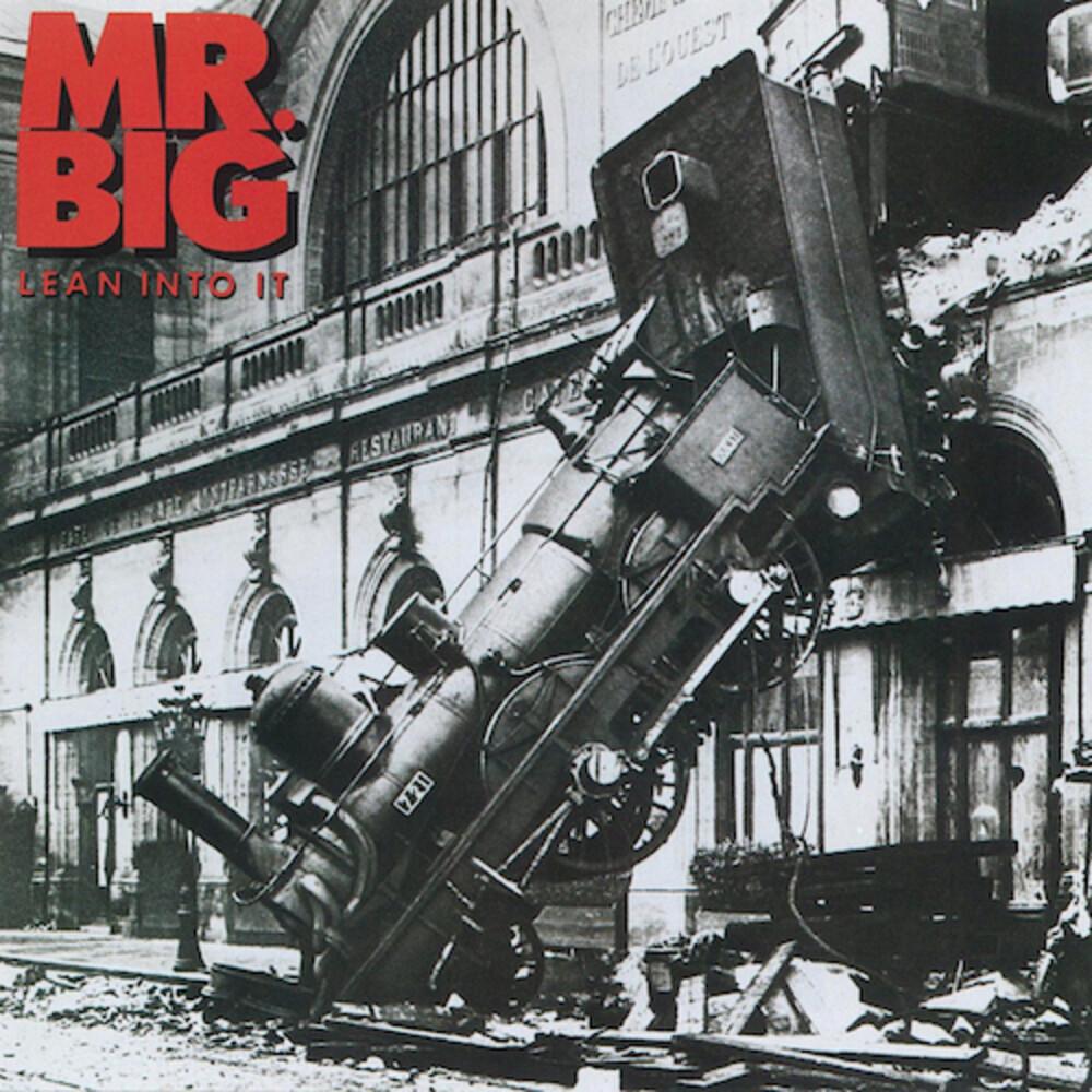 Mr. Big - Lean Into It (30th Anniversary Edition) (Mqa-Cd)