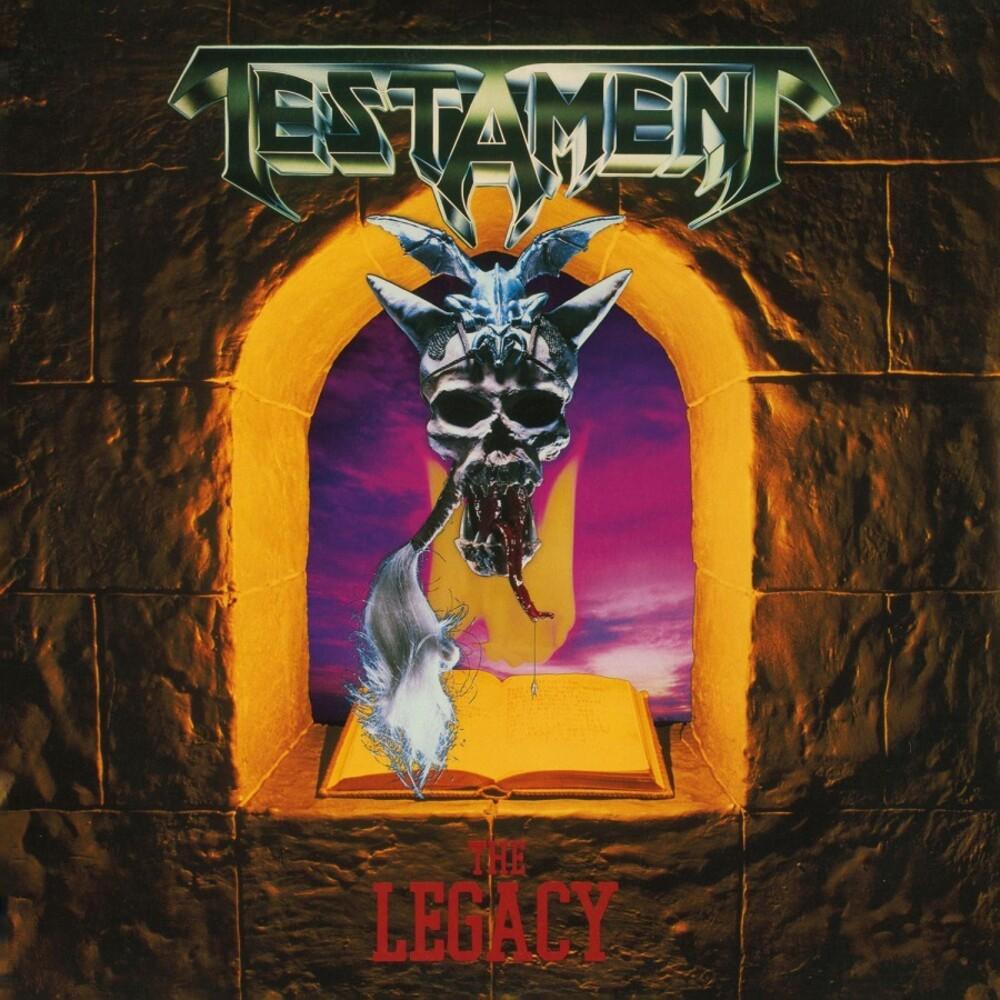 - Legacy [180-Gram Black Vinyl]