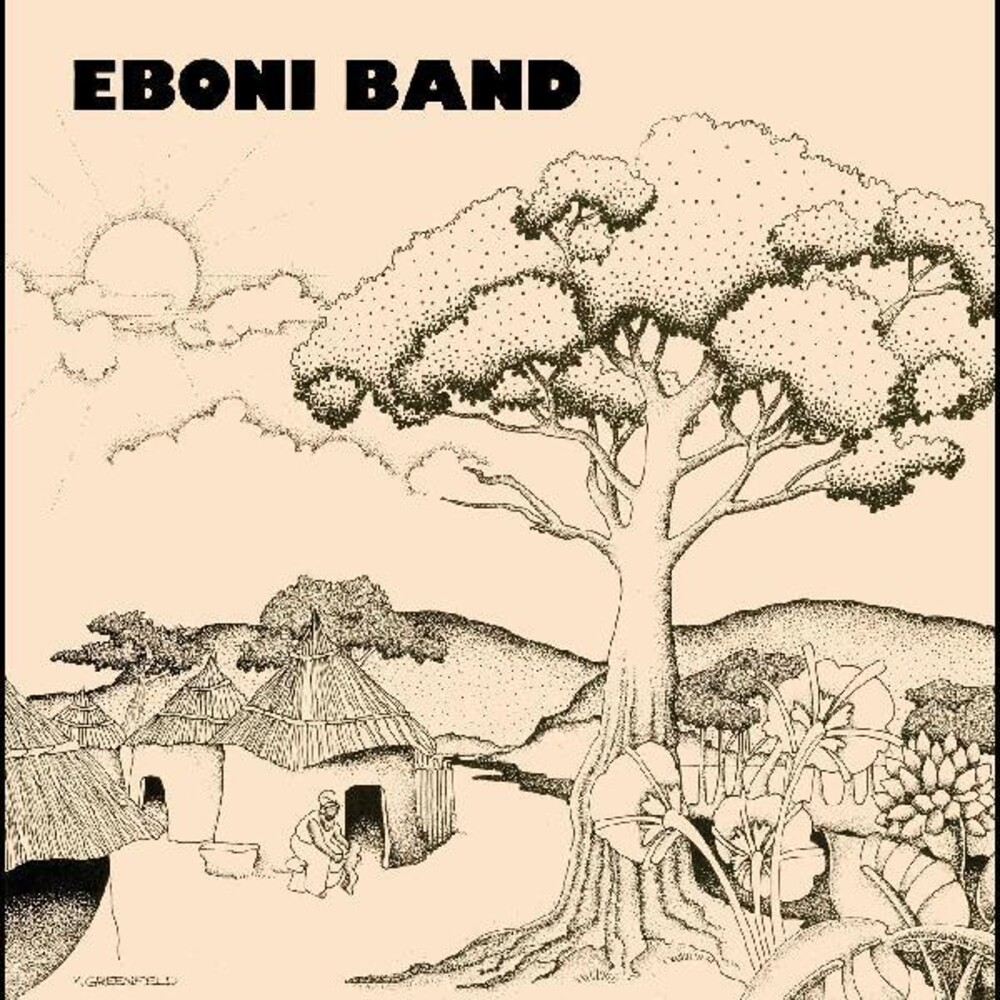Eboni Band - Eboni Band (Aus)