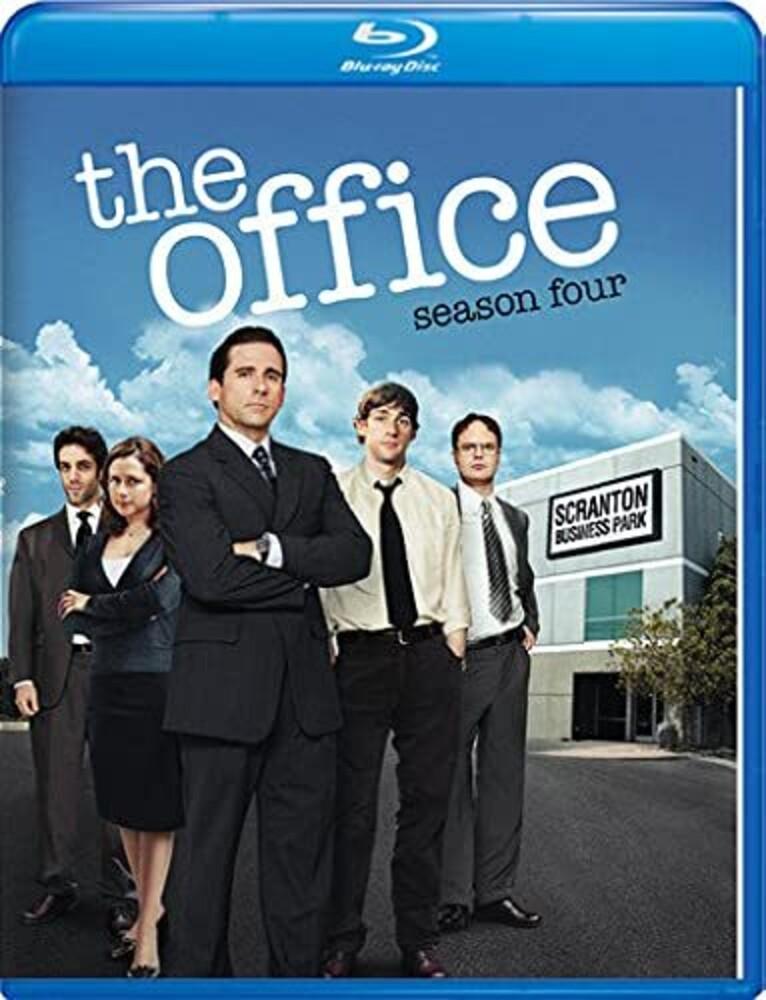 - Office: Season 4 (4pc) / (Box Mod Ac3 Dol Ws)
