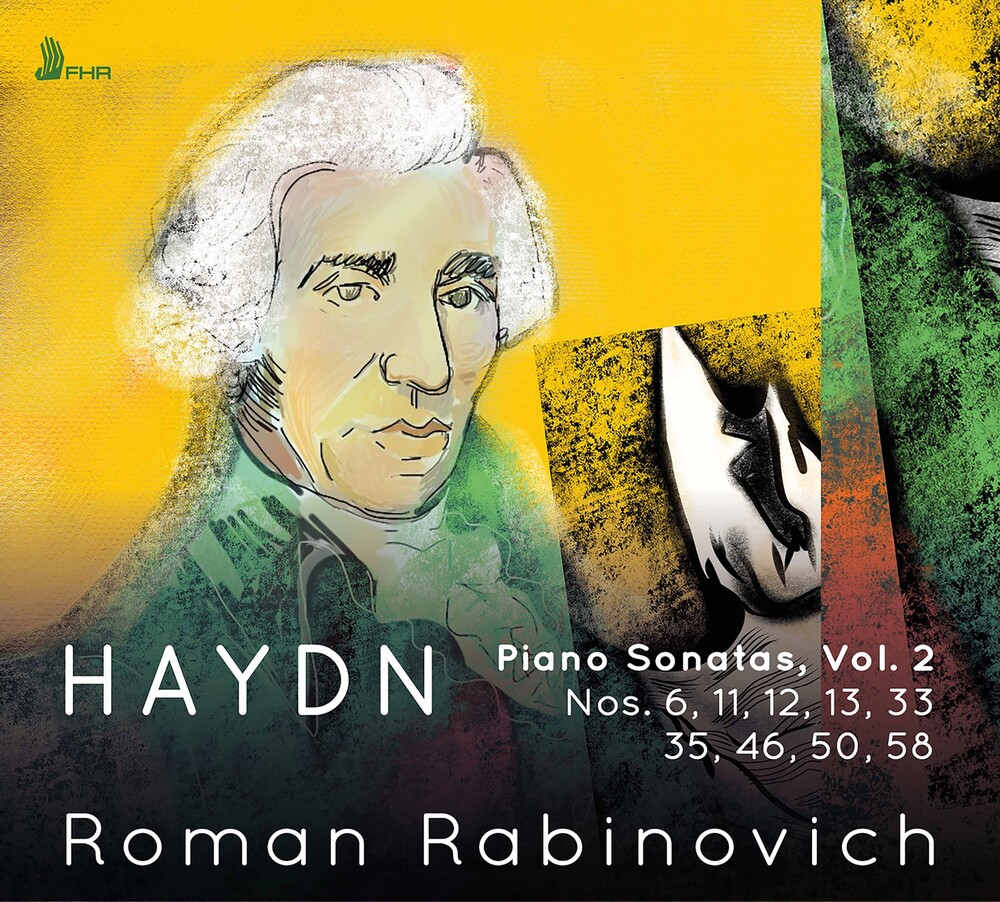 Haydn / Rabinovich - Piano Sonatas 2 (2pk)