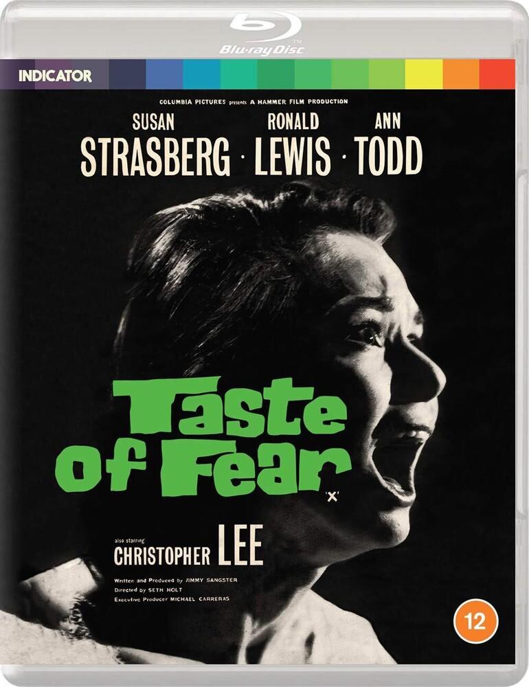 - Taste Of Fear / (Uk)