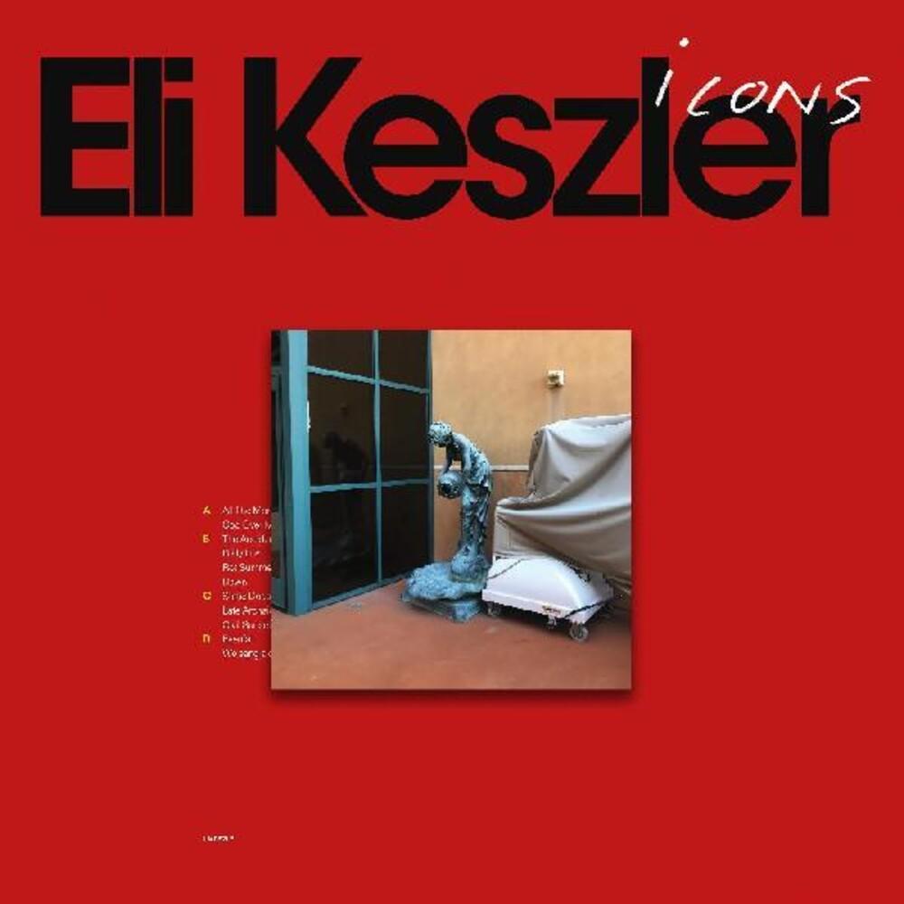 Eli Keszler - Icons [Clear Vinyl] (Can)