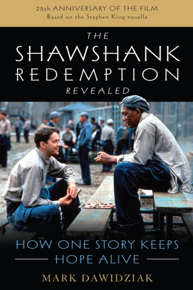 Mark Dawidziak - Shawshank Redemption Revealed (Ppbk)