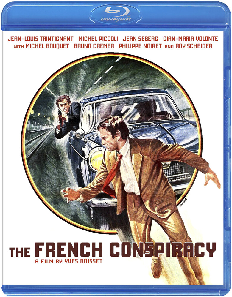 - French Conspiracy (1972)