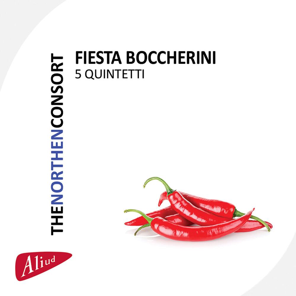 Boccherini / Northern Consort - 5 Quintets