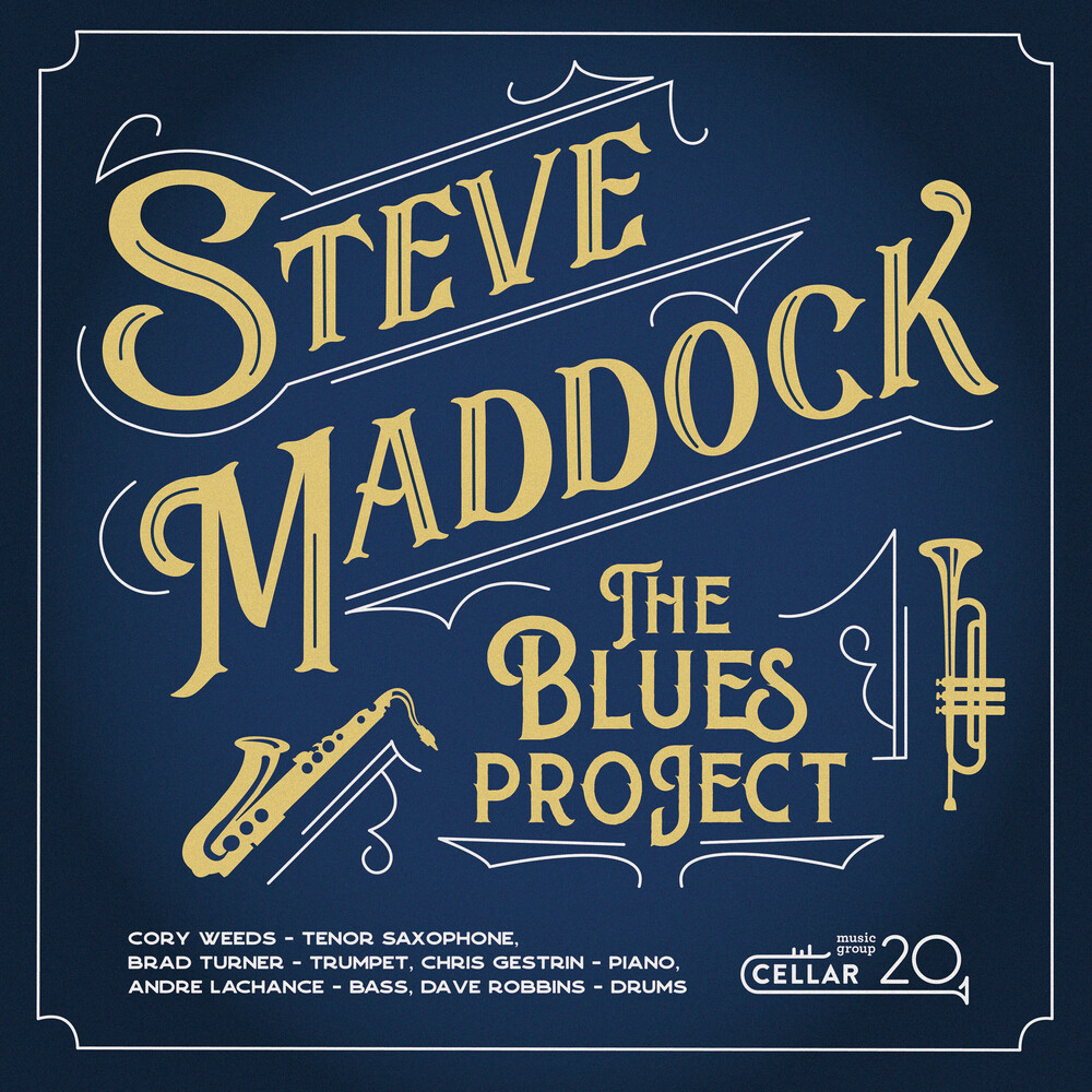 Maddock, Steve - The Blues Project