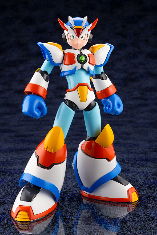 Mega Man X - Mega Man X Max Armor - Mega Man X - Mega Man X Max Armor (Clcb) (Stat)