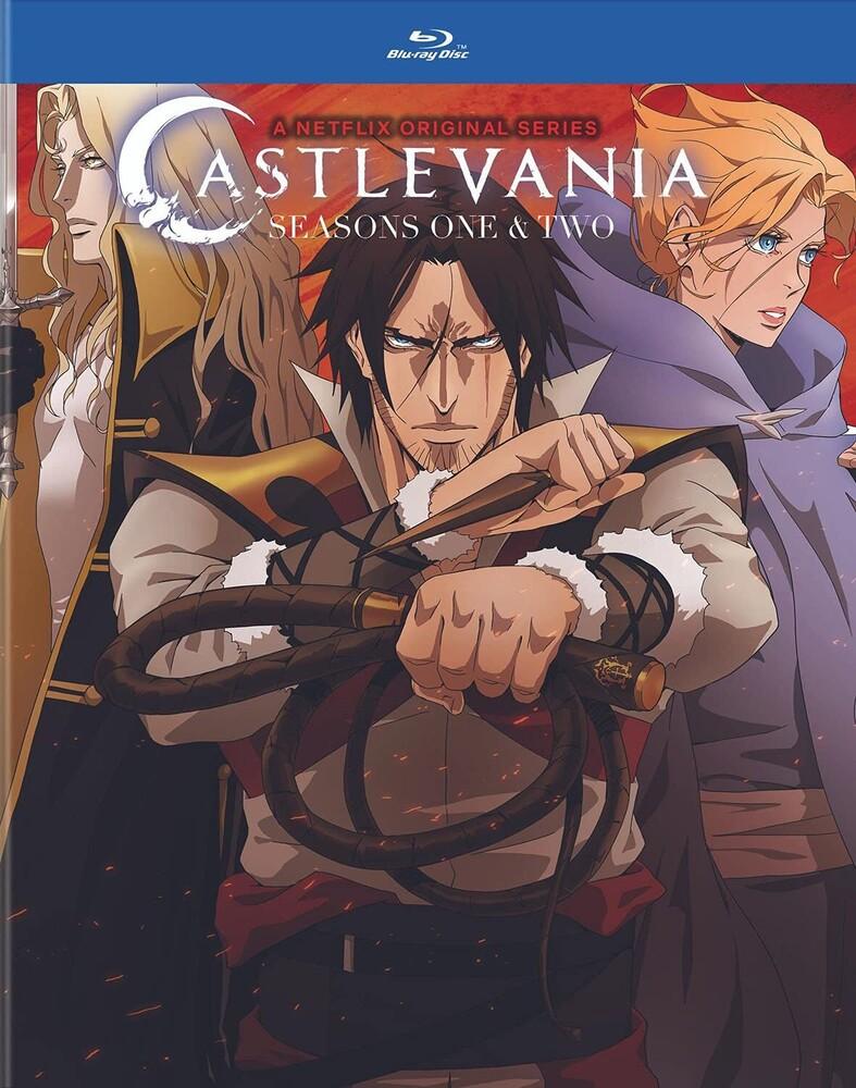 Castlevania: Seasons 1&2 - Castlevania: Seasons 1&2