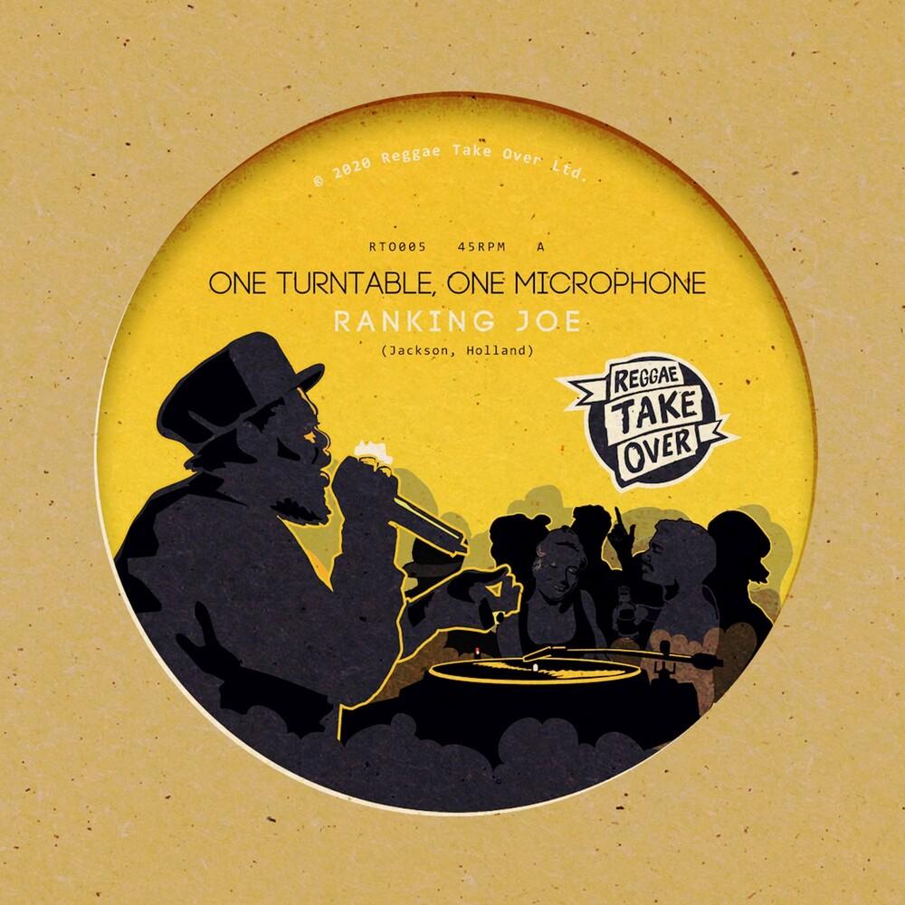 Ranking Joe - One Turntable One Microphone (Uk)