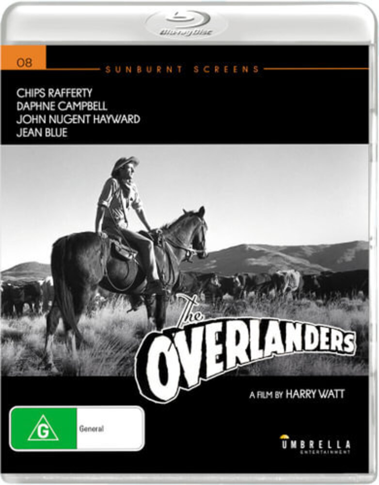 Overlanders - Overlanders [All-Region/1080p]