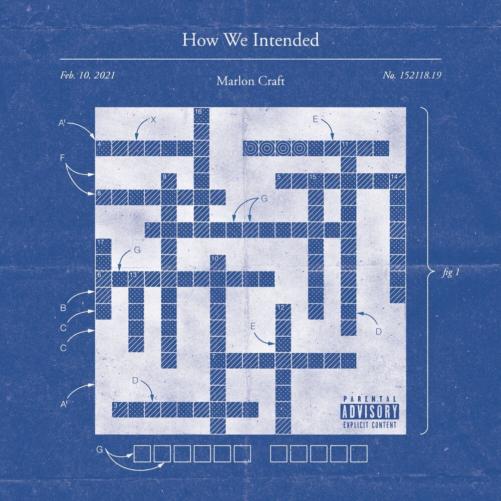 Marlon Craft - How We Intended