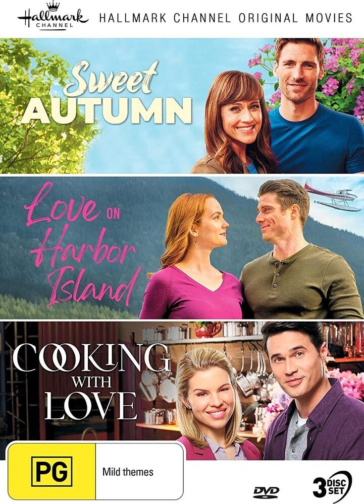 Hallmark Collection 13: Sweet Autumn / Love on - Hallmark Collection 13: Sweet Autumn / Love On Harbor Island / Cooking With Love [NTSC/0]