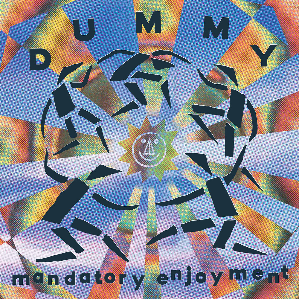 Dummy - Mandatory Enjoyment [Indie Exclusive] (Sky Blue Vinyl) (Blue)