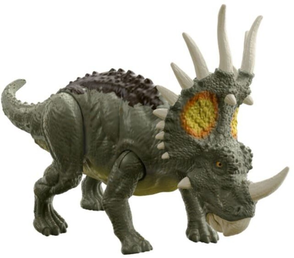 Jurassic World - Jurassic World Fierce Force Styracosaurus (Afig)