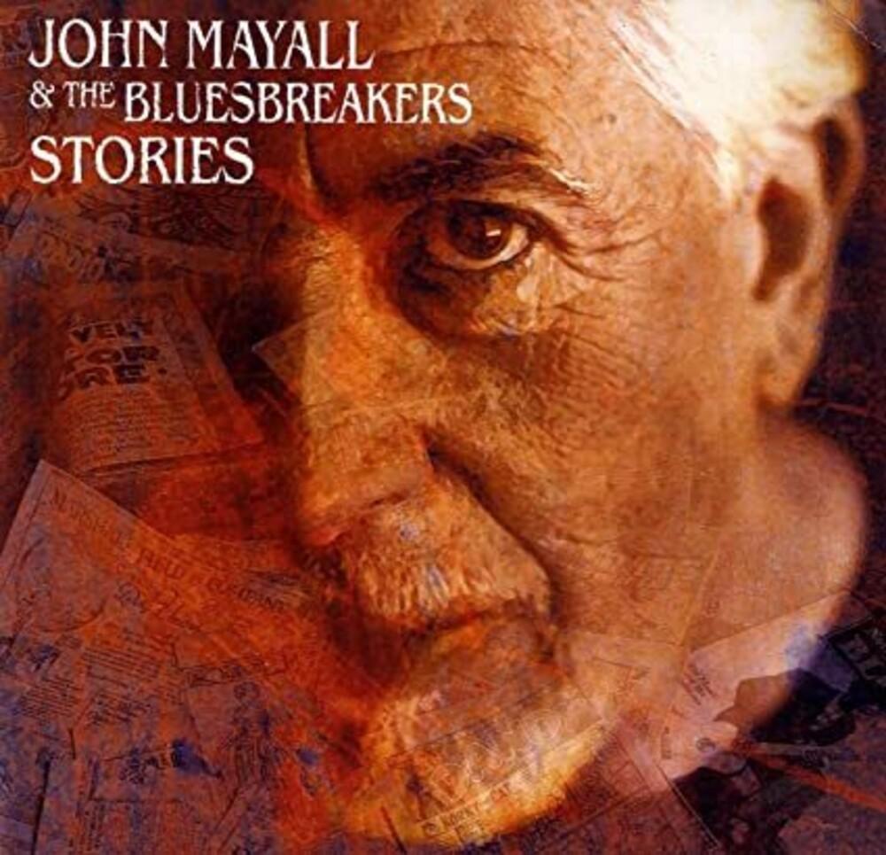 John Mayall  & The Bluesbreakers - Stories (Uk)