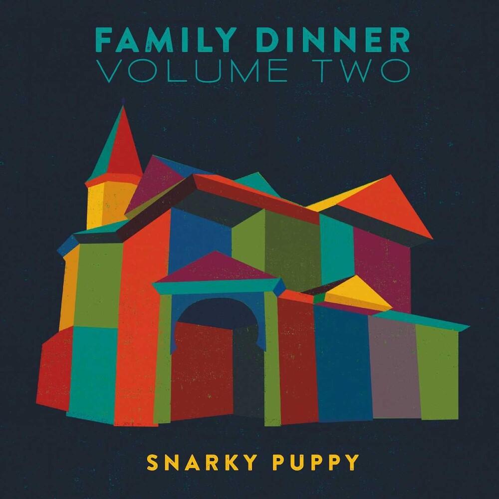 Snarky Puppy - Family Dinner, Vol. 2 [CD/DVD]